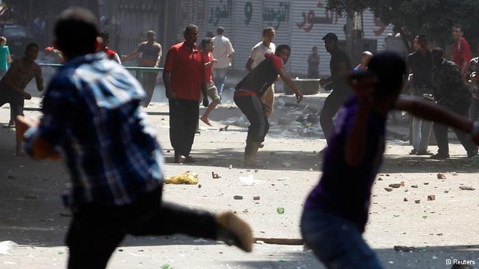 Guerre civile en Egypte (c) http://www.dw.de
