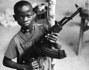 Enfant Soldat/ (c) lautrefrate