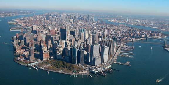 lower Manhattan- nyc-architecture.com
