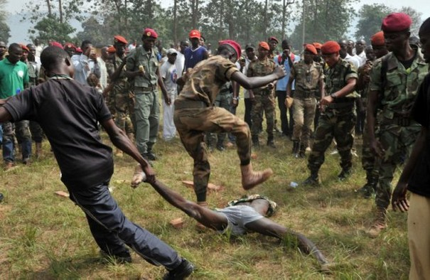 Lynchage en Centrafrique - cameroonvoice.com