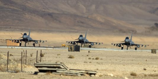 L'aviation israélienne a lancé plusieurs frappes sur le sud ... lemonde.fr