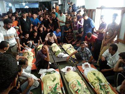 Les blessures et les corps déchiquetés témoignent de la volonté ... ism-france.org