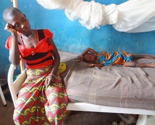Malaria patients africacallingus.blogspot.com